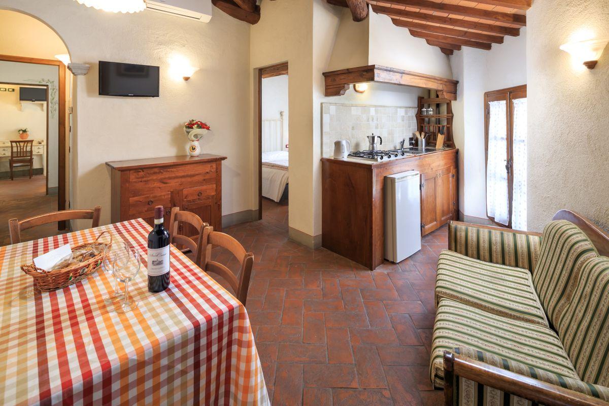 2 rooms apts Antico Pastificio Ulisse Mariotti